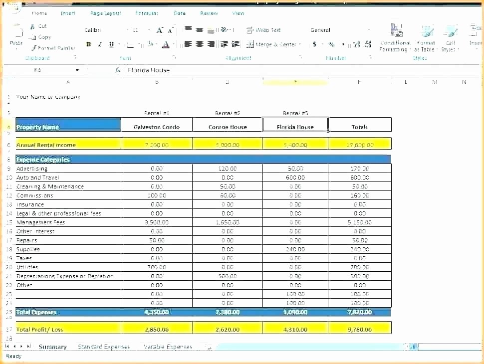 Excel Business Expenses Template Lovely Business Expense Tracker Template Business Expense