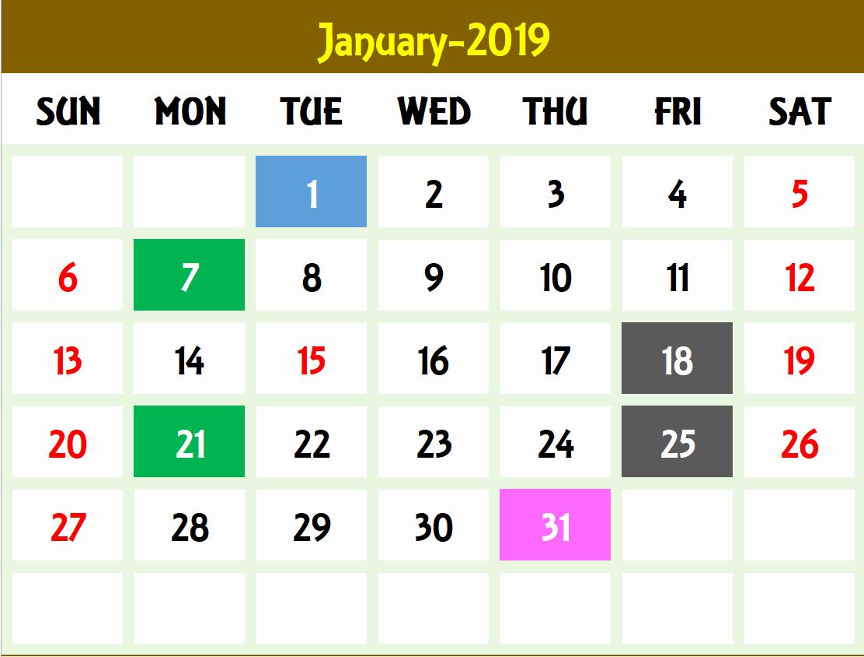 Excel Calendar Schedule Template Best Of Excel Calendar Template Excel Calendar 2019 2020 or Any