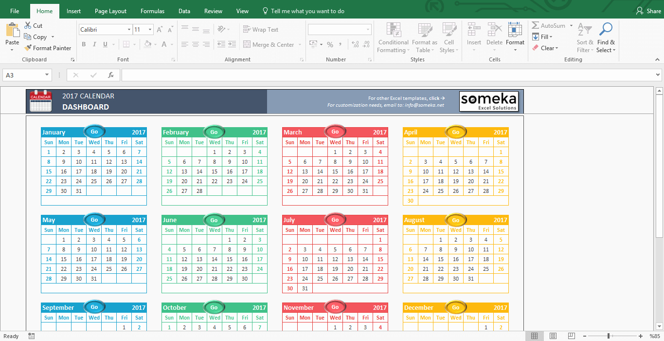 Excel Calendar Schedule Template Best Of Excel Calendar Templates Download Free Printable Excel