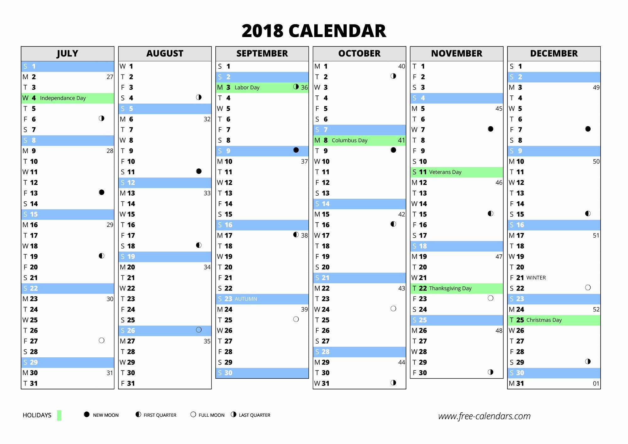 Excel Calendar Schedule Template Fresh 2018 Weekly Calendar Template Excel