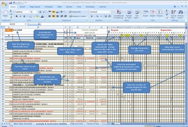 Excel Cost Estimate Template Awesome Excel Estimating Spreadsheet Template