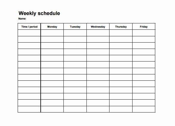 Excel Employee Shift Schedule Template Elegant Employee Shift Schedule Template 12 Free Word Excel