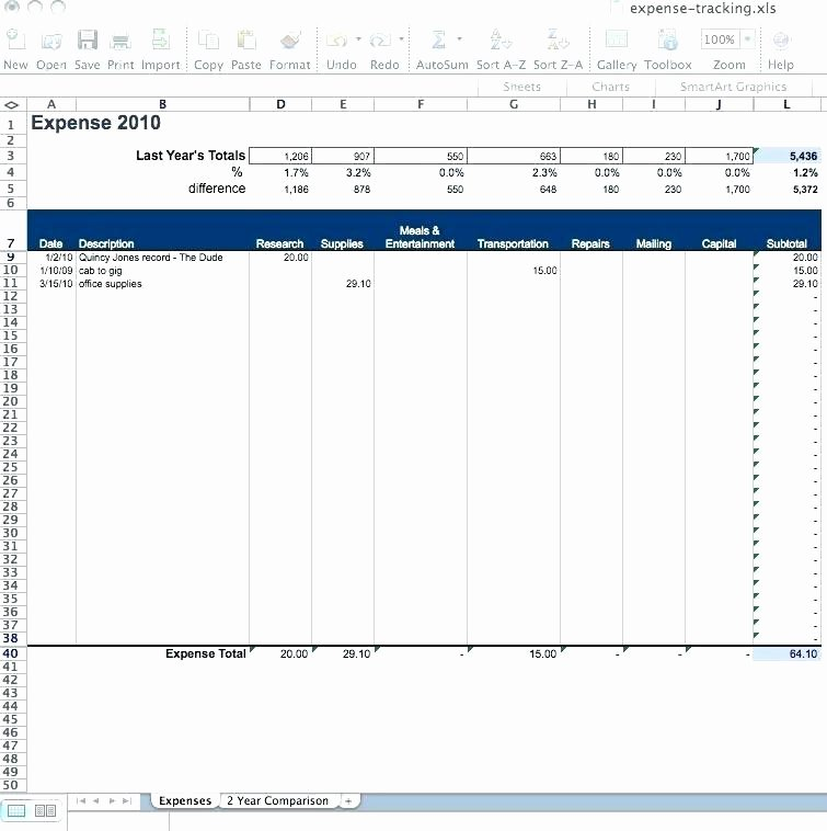 Excel Expense Tracker Template Awesome Excel Spreadsheet for Monthly Expenses In E and Expense