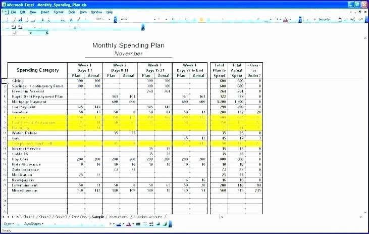 Excel Expense Tracker Template Beautiful Personal Finance Template Template Design Ideas