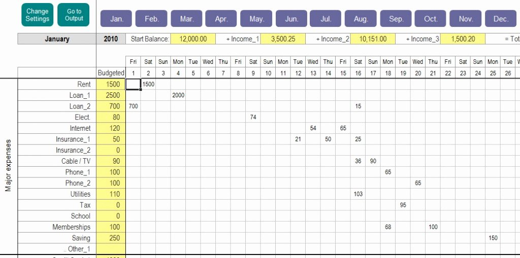 Excel Expense Tracker Template Best Of Excel Personal Expense Tracker