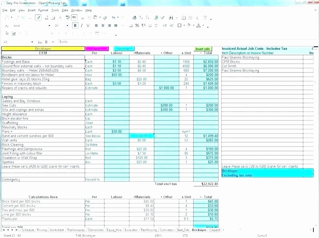 Excel Expense Tracker Template Luxury Monthly Finance Spreadsheet Spending Journal Template