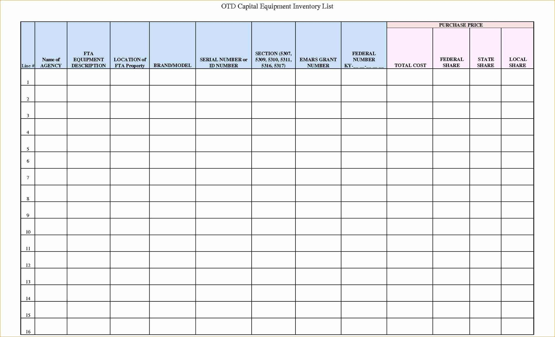Excel Inventory Template with Pictures Unique Excel Inventory Template with formulas