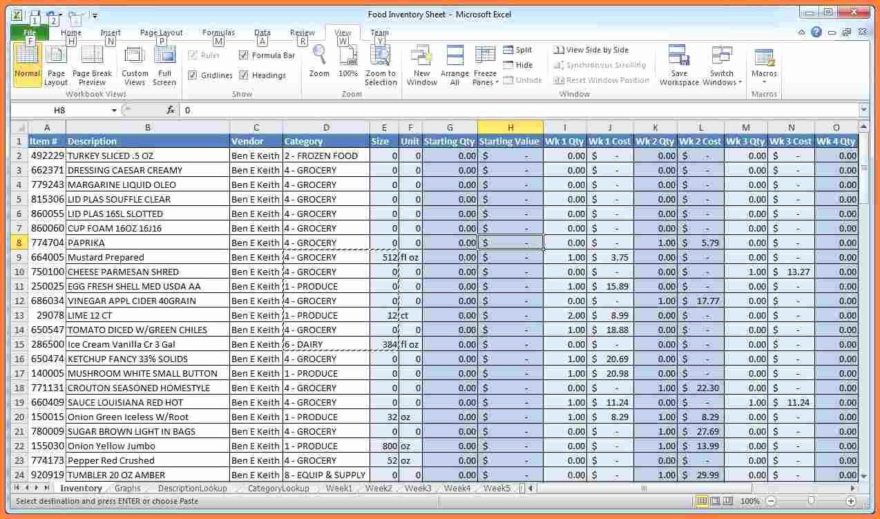 Excel Inventory Tracking Template Beautiful Inventory Tracking Excel Template
