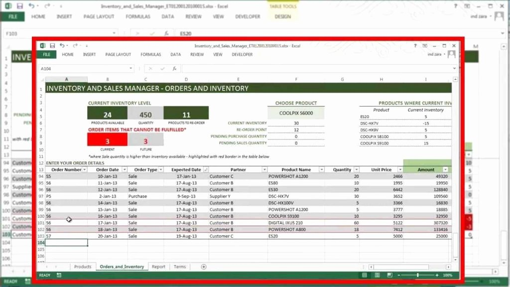 Excel Inventory Tracking Template Best Of Excel Inventory Tracking Spreadsheet Template Sample Mary