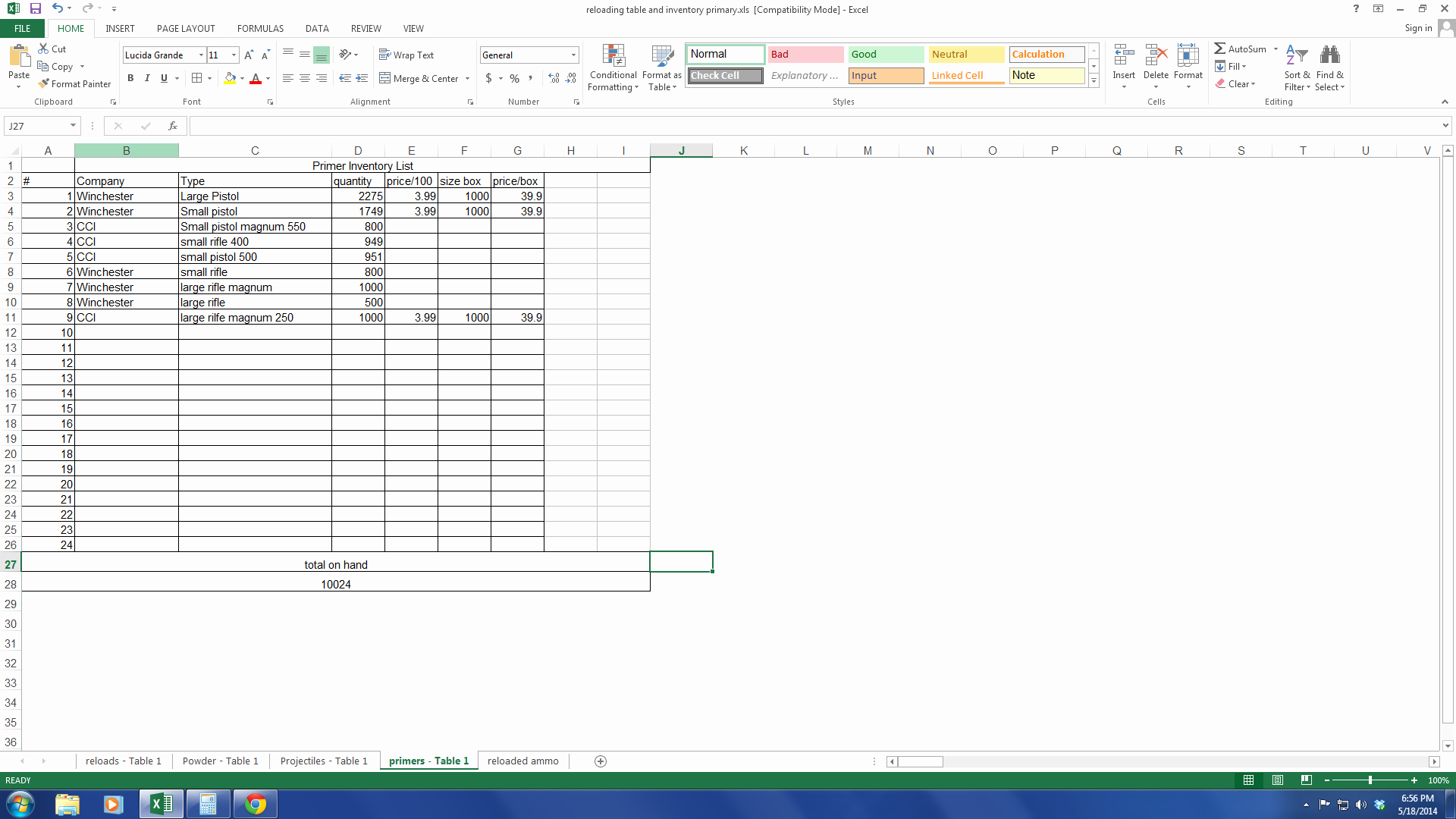 Excel Inventory Tracking Template Luxury Inventory Tracking with Excel Shooters forum
