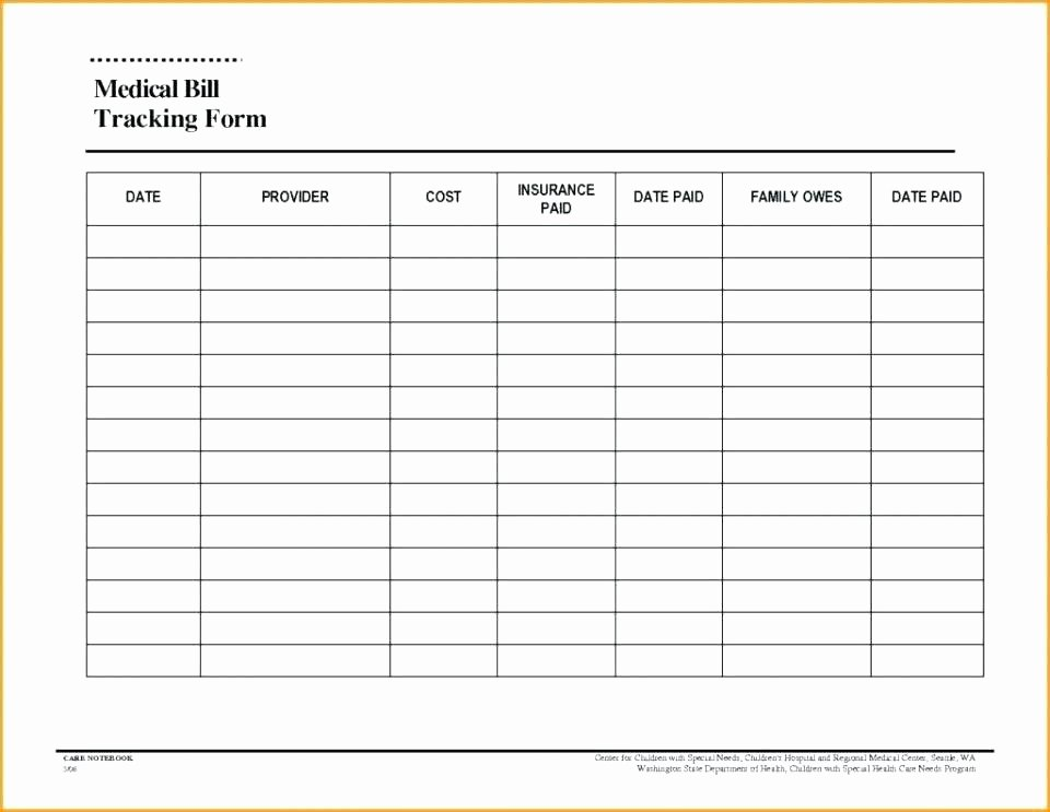 Excel Monthly Bill Template Best Of Monthly Bill Tracker Template – Richtravelfo