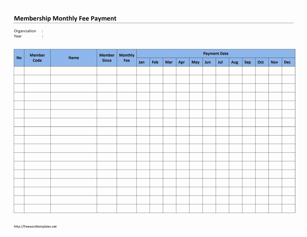 Excel Monthly Bill Template Fresh Excel Templates Bud Monthly Household Bills Invoice