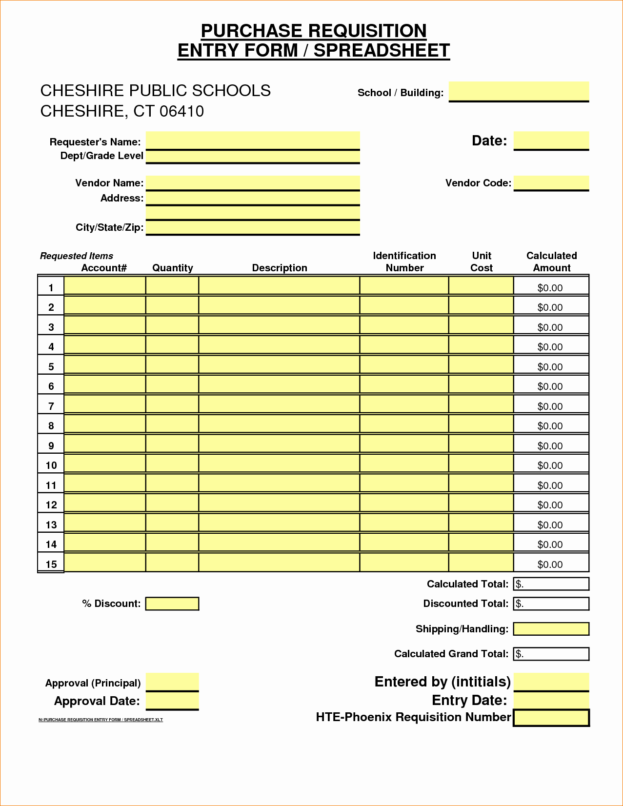 Excel order form Template Best Of 8 Excel form Templates