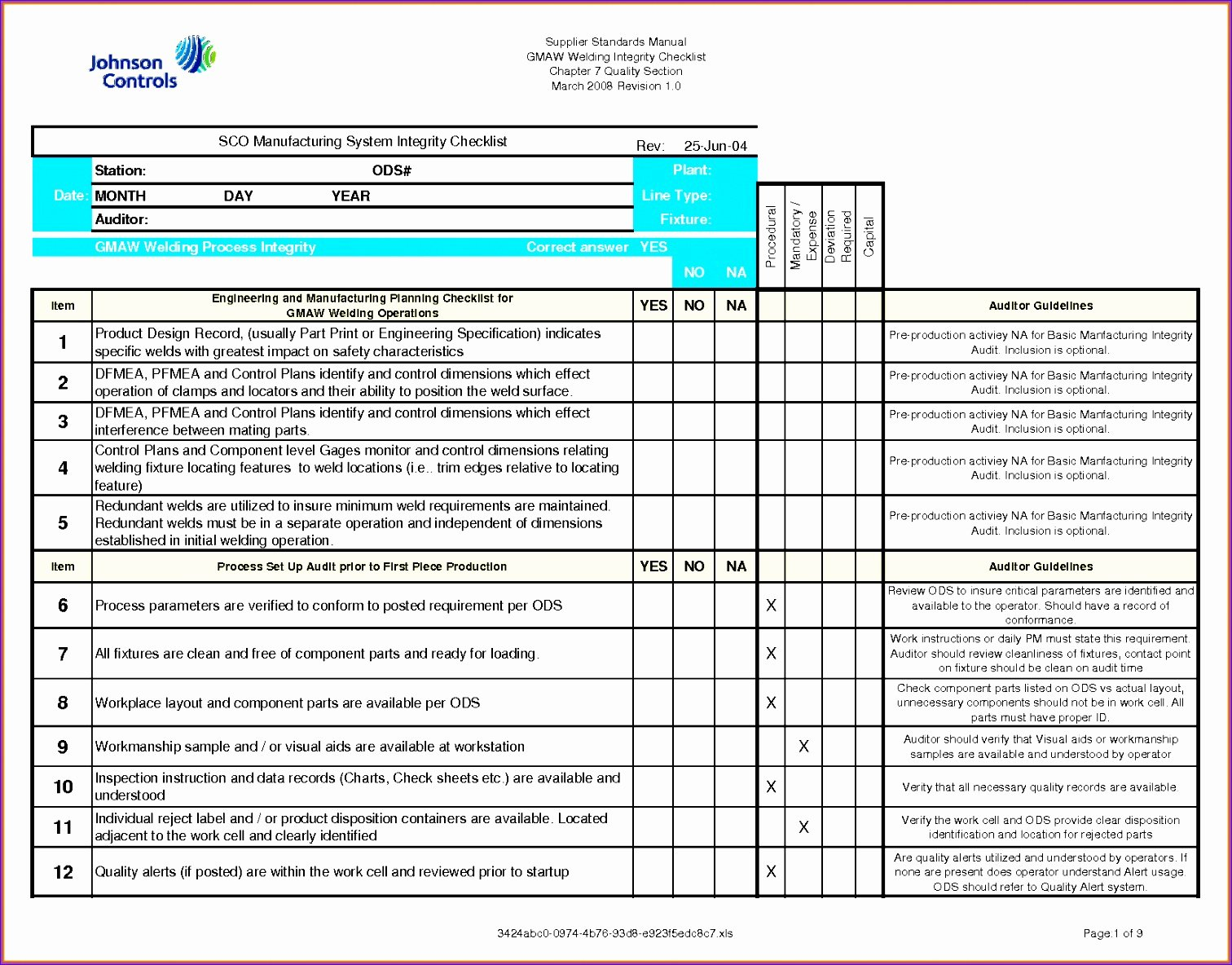 Excel Project Checklist Template Lovely 10 Project Plan Excel Templates Exceltemplates