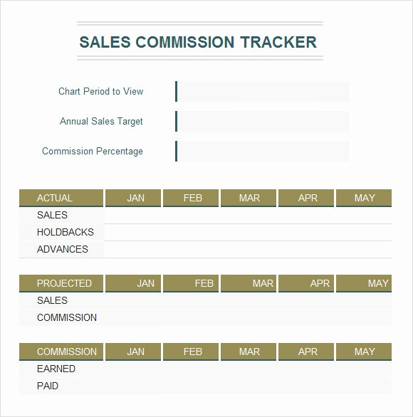 Excel Sales Tracking Template Beautiful 7 Excel Tracking Samples