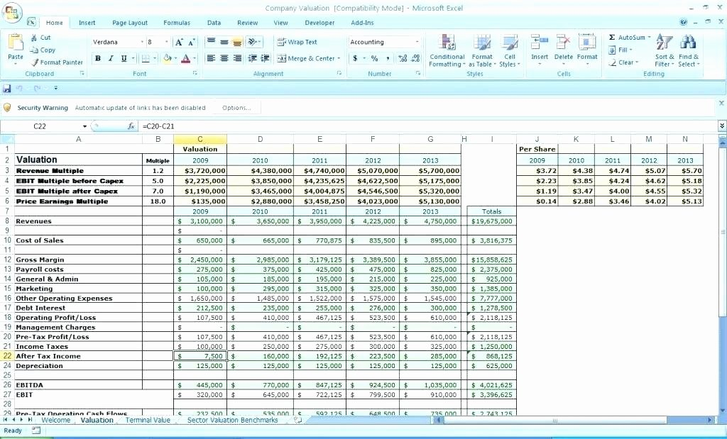 Excel Small Business Budget Template Unique Excel Templates Business Excel Business Templates Business
