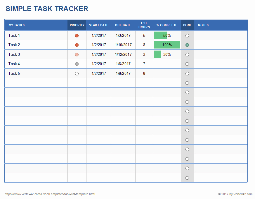 Excel Task Management Template Awesome Multiple Project Tracking Template Excel