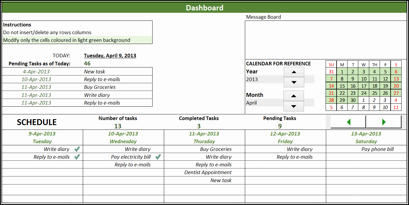 Excel Task Management Template Fresh Microsoft Excel Project Management Templates Free Excel