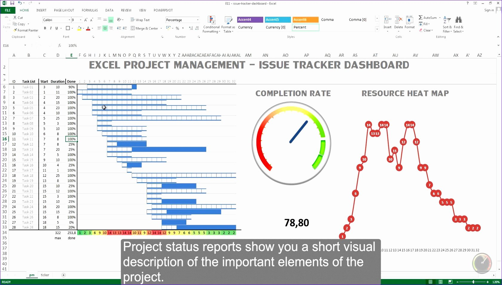 Excel Task Management Template New 10 Simple Excel Project Management Template
