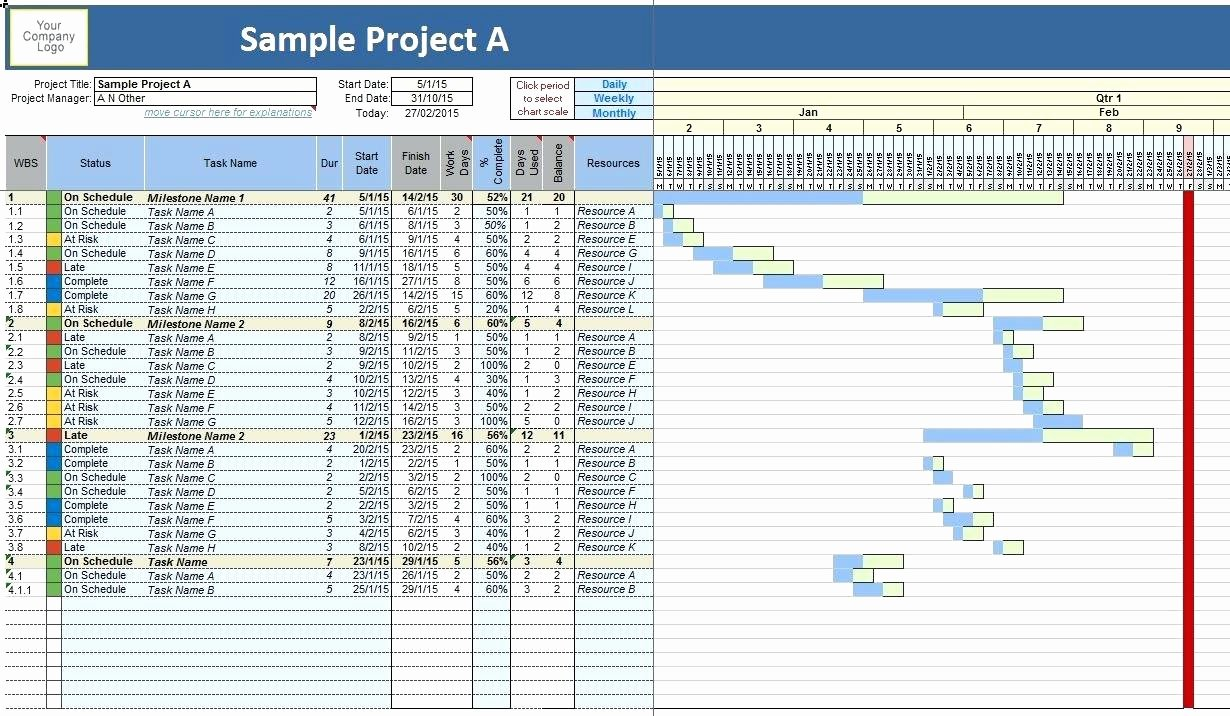 Excel Task Management Template Unique Template Sample Task List Template Project Management