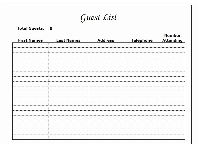 Excel Wedding Budget Template Unique Wedding Bud Template for Excel 2013 Excel Tmp