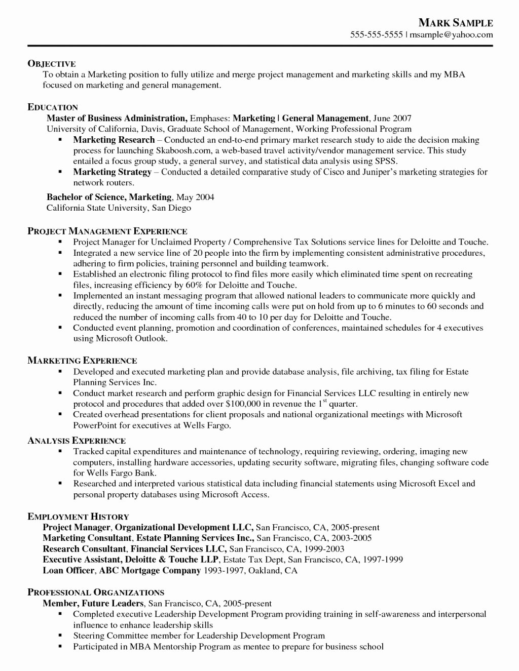 Executive Hybrid Resume Template Beautiful Executive Hybrid Resume Template – Hybrid Resume Template