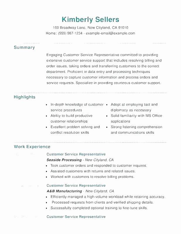 Executive Hybrid Resume Template Luxury Hybrid Resume Template Executive Word Simple Free