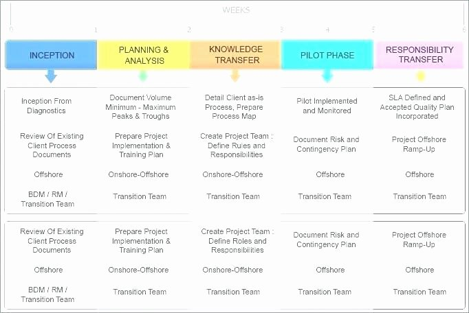 Executive Transition Plan Template Beautiful Medium to Size Project software Plan Template