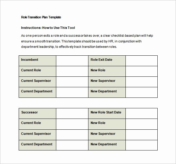 Executive Transition Plan Template Best Of 12 Transition Plan Template Ai Psd Google Docs Apple