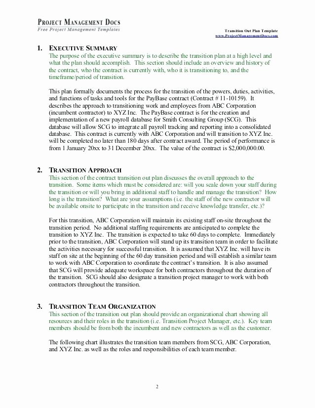Executive Transition Plan Template Luxury Executive Transition Plan Template Employee – Haydenmedia