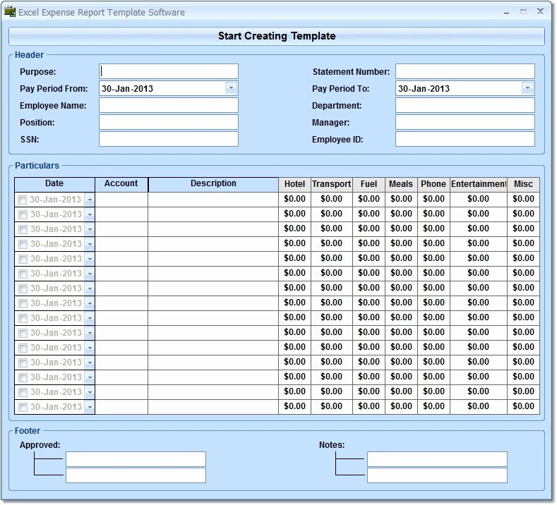 Expense Report Template Excel Elegant Download Survey Results Report Template software Bug