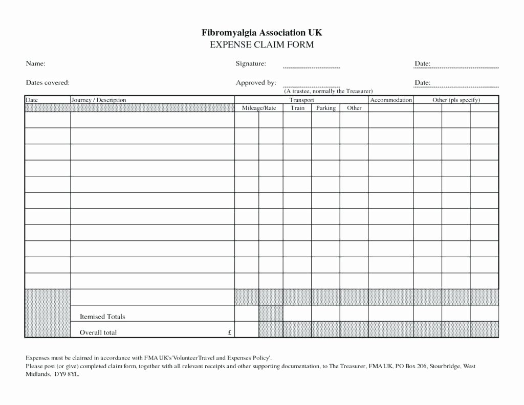Expense Sheet Template Excel Best Of Template Mileage Spreadsheet Template Expense Reports