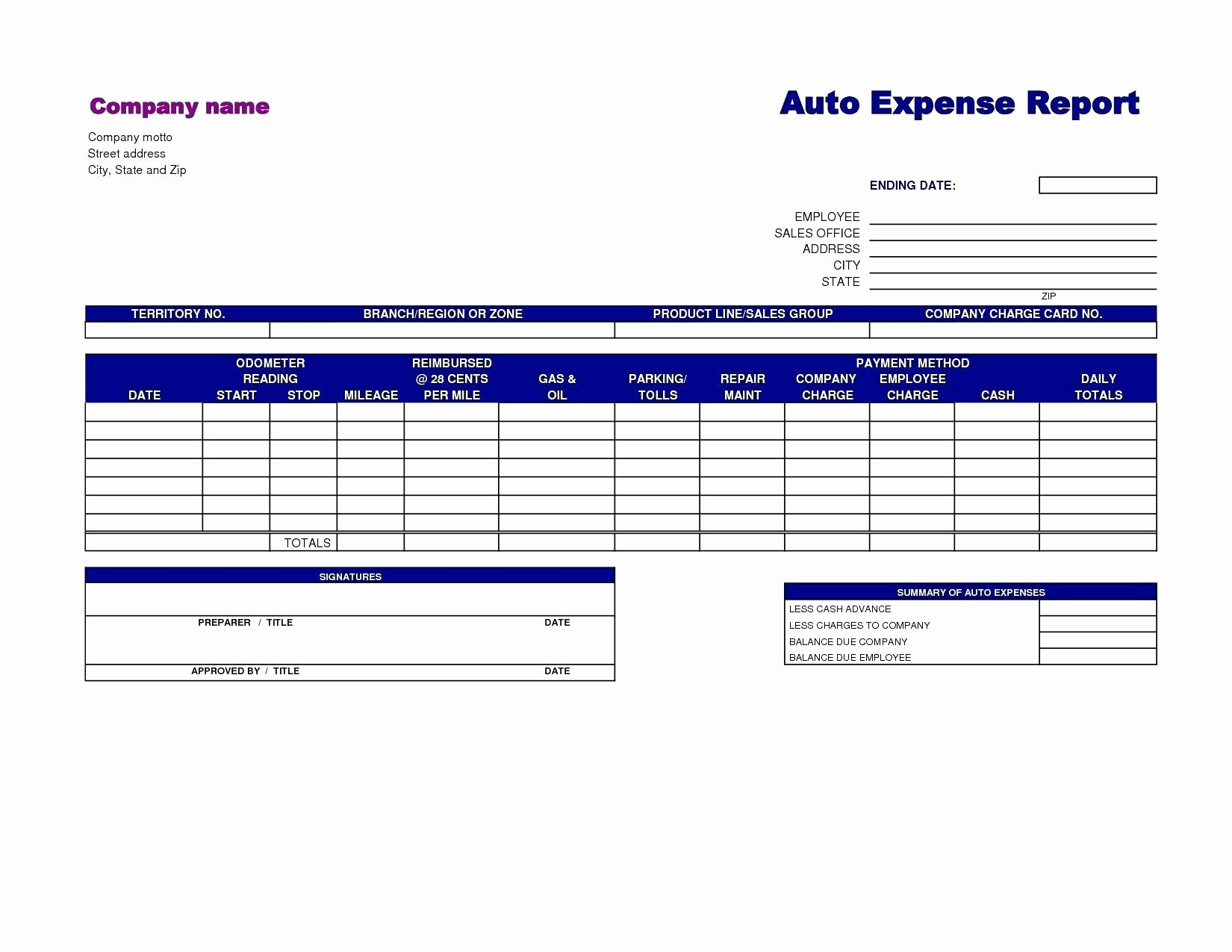 Expense Sheet Template Excel Unique Template Expenses Template Excel