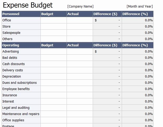 Expense Tracking Sheet Template Beautiful Expenses Spreadsheet