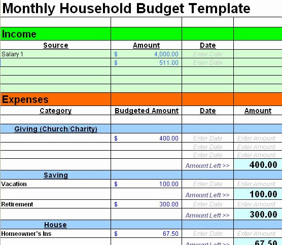 Expenses Sheet Template Free Elegant Bud Spreadsheet Template