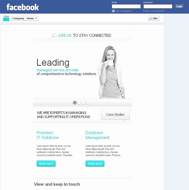 Facebook Business Page Template Awesome New Timeline Pages and How We Revamp Our