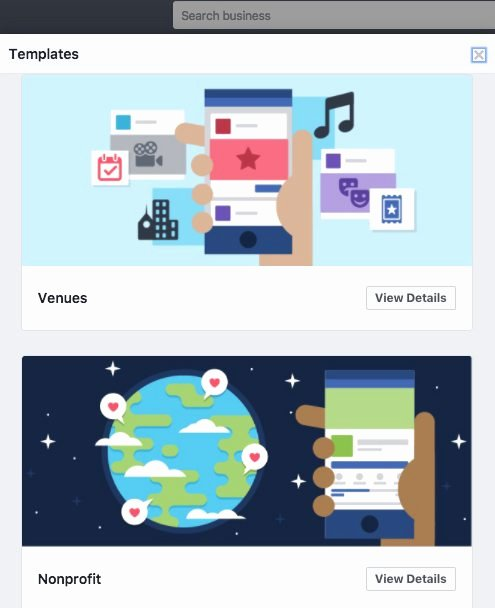 Facebook Business Page Template Fresh 9 Little Known Marketing Features and Hacks You