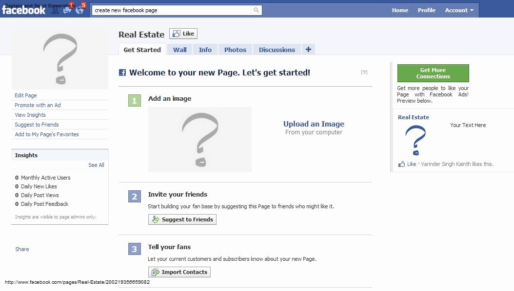 Facebook Business Page Template Fresh Setup for Realtors Pixilink solutions