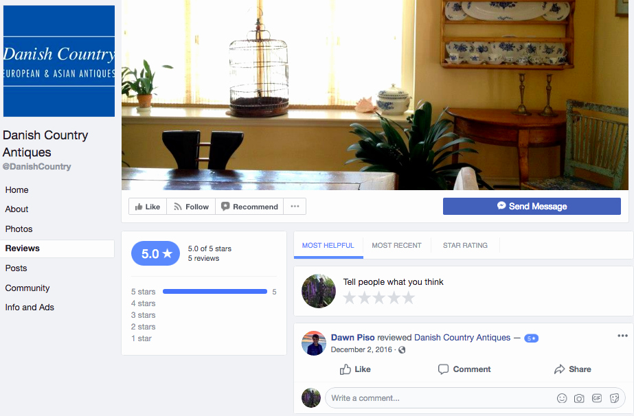 Facebook Business Page Template Inspirational 10 Free Business Page Templates 2018