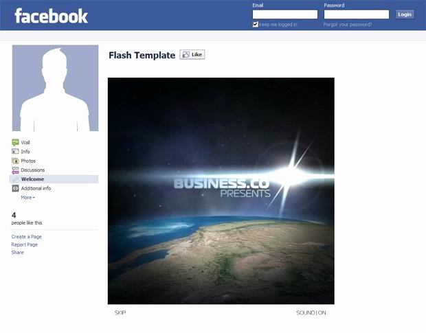 Facebook Business Page Template Inspirational Corporate and Business Templates Showcase