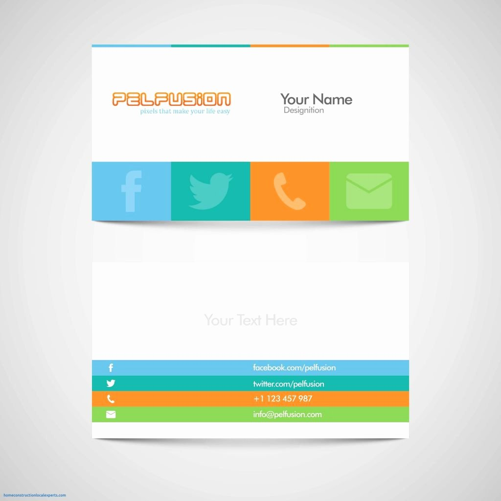 Facebook Business Page Template Lovely 20 Free Business Page Template Valid New Image