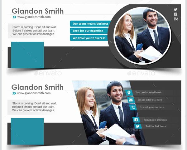 Facebook Business Page Template Lovely 21 Business Page Templates