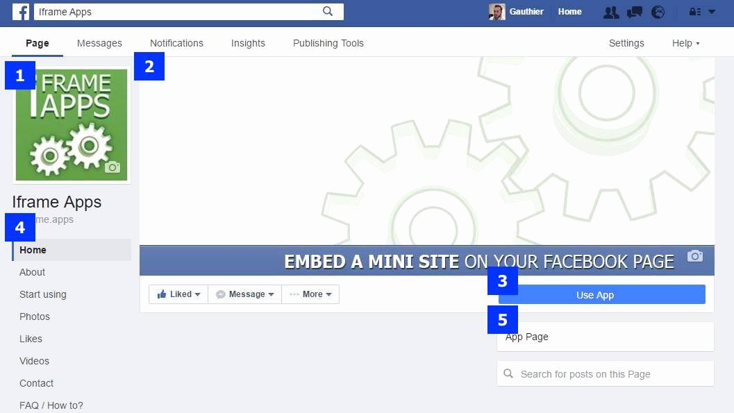 Facebook Page Design Template Awesome the New Page Layout 2016 What S New & Tips