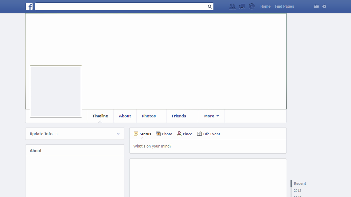Facebook Page Design Template Best Of Match Profile Picture with Cover On Using