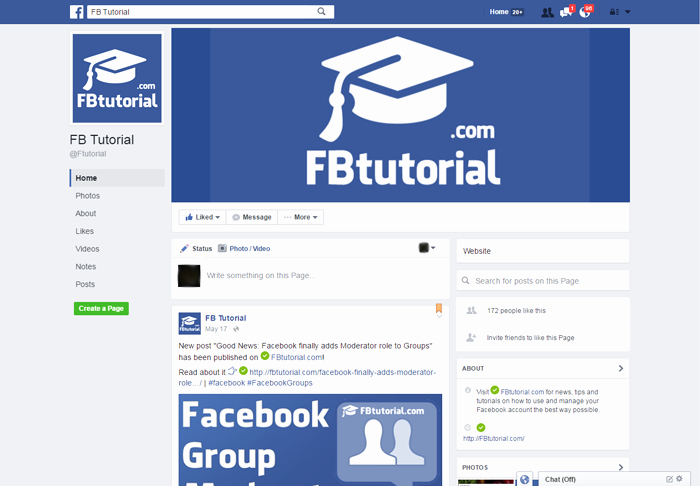 Facebook Page Design Template Unique Roll Out New Page Layout 2016 You Like