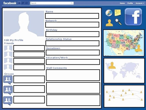 Facebook Post Design Template Awesome 5 Best Of Template for Students