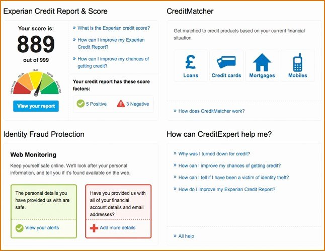 Fake Credit Report Template Fresh Credit Report Template