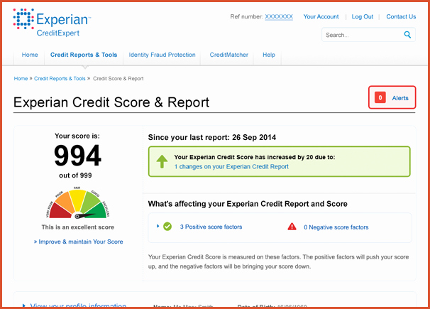 Fake Credit Report Template Fresh Fake Credit Report