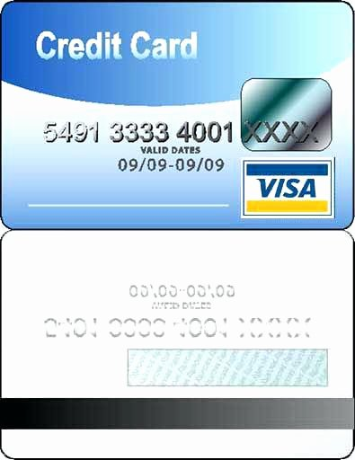 Fake Credit Score Template Best Of Restaurant Receipt Template Receipts Templates Credit Card