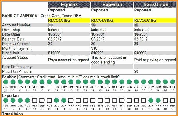 Fake Credit Score Template Elegant Fake Credit Report Template Lorgprintmakers